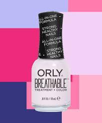 orly breathable nail polish halal muslim beauty