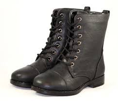 womens size 12 fashion combat boots combat boots ebay