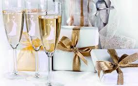 Wedding Gift Glasses 7 Bridesmaid Champagne Glasses Personalized Champagne Glasses