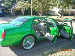 roll royce swangas candygreenthang 2000 cadillac devilledts sedan 4d u0027s photo gallery