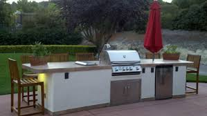 Small Kitchens Bbq Islands Fireside Outdoor Kitchens by Unique Stucco Outdoor Kitchen Taste