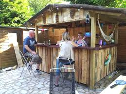 Backyard Bar Ideas Outdoor Tiki Bar Ideas New Home Bar In Bucks Backyard Tiki Bar