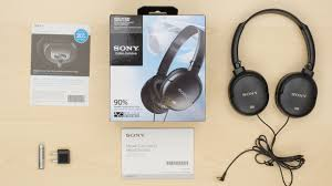 sony home theater headphones sony mdr nc8 review