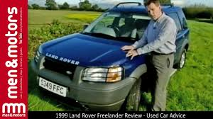range rover 1999 1999 land rover freelander review used car advice youtube