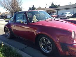 porsche 911 wide 911 911 targa wide california car low reserve