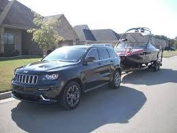 badass jeep grand cherokee towing a rz2 tige cherokee srt8 forum