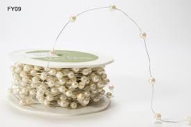 pearl ribbon 3 16 inch wired ribbon may arts wholesale ribbon