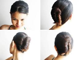 step by step twist hairstyles how to make the french twist step by step guide