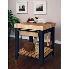 kitchen butcher block kitchen island with 6 butcher block