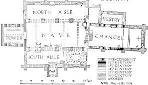 Fishbourne Roman Palace Floor Plan by Bosham British History Online