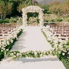 380 best wedding ceremony aisle decorations images on pinterest