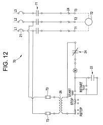 car diagram 16 3 phase air compressor motor starter wiring diagram