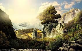castle on a cliff 857620 walldevil