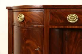 henredon natchez collection vintage mahogany sideboard buffet or