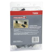 Laminate Floor Installation Kit Precision Components 48 Pack Installation Spacers Lowe U0027s Canada