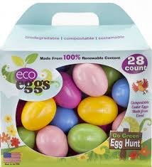 eco easter eggs eco eggs announces the 100 renewable easter eggs