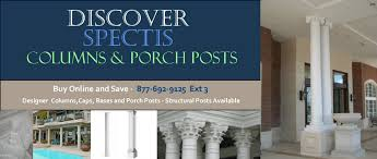 polyurethane columns and porch posts
