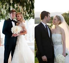 www wedding chelsea clinton vs ivanka how do their weddings stack up