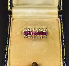 vintage chevron gold diamond v shape ring buy diamond v shape shop jewelry online vintage antique boylerpf