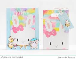favor bag favor bag accessory bunny with deasy elephant