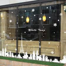Christmas Home Decorators Static Decal Promotion Shop For Promotional Static Decal On