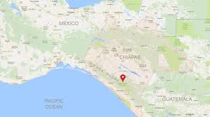 Chiapas Mexico Map Mexico Coffee Single Origin Coffee Profile
