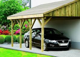 How To Build A Detached Garage Howtospecialist How To by Extra Wide Carport Designs How To Build A Lean To Off A Garage