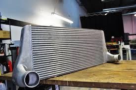Dodge Ram Cummins Radiator - the mishimoto 2nd generation cummins intercooler part 2 factory