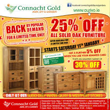 connacht gold furniture sale aurivo co operative society limited
