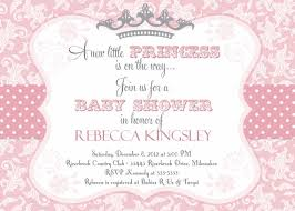 princess baby shower royal princess baby shower invitations christmanista