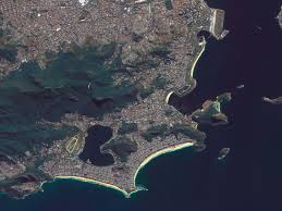 Rio Olympic Venues Now Pictures Show Rio Olympic Venues From Space Business Insider