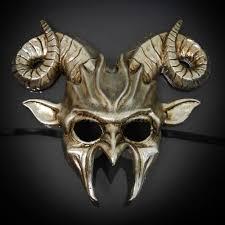 silver masquerade masks mythical ram masquerade mask silver beyondmasquerade