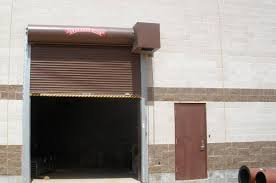 Overhead Door Anchorage Rolling Service Doors