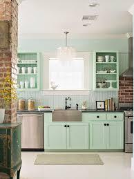 10 minty fresh kitchens kitchn