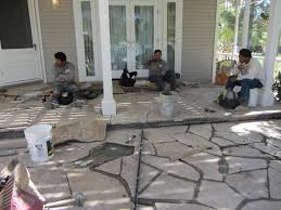 Patio Flagstone Designs What To Look For In Patio Flagstone Work