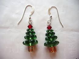 swarovski earrings ebay