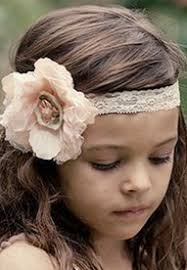 flower girl headbands flower girl omg danna do we time to make these lol