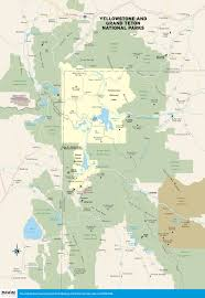 Buffalo State Map by Printable Travel Maps Of Wyoming Moon Travel Guides