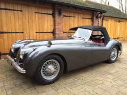 1954 jaguar xk120 roadster coys of kensington