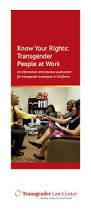 reports u0026 publications transgender law center