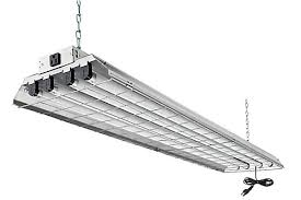 lithonia lighting home depot lithonia lighting 4 ft t8 4l 32w grid shop light the home depot canada