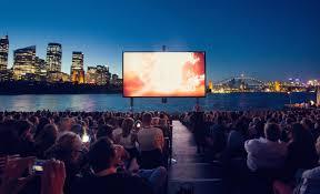 the best outdoor cinemas in sydney concrete playground