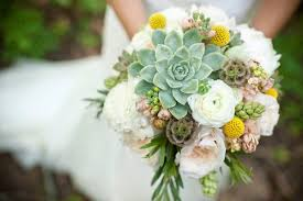 billy balls billy balls wedding bouquet with succulents grower direct fresh