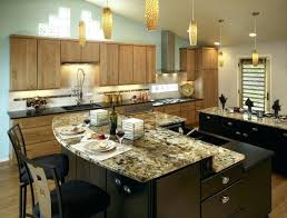 kitchen with island and breakfast bar kitchen bar island hermelin me