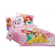 Bubble Guppies Twin Bedding by 4pc Disney Princesses Twin Bedding Set Palace Pets Fabulous Friends Comforter And Sheet Set 2 800x800 Jpg