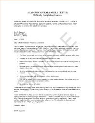 Academic Resume For College Applications How To Write An Admission Appeal Letter