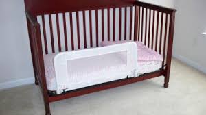 Convertible Crib Bed Rail Baby Cribs Design Dex Baby Safe Sleeper Convertible Crib Bed
