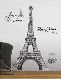 eiffel tower decorations decoration eiffel tower wall decor home decor ideas