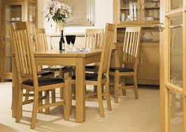 Oak Dining Chairs Light Oak Finish Casual Dining Room Table W Optional Chairs Heds