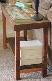 Pottery Barn Griffin Coffee Table Furniture Coffee Table Reclaimed Wood Sofa Table Pottery Barn